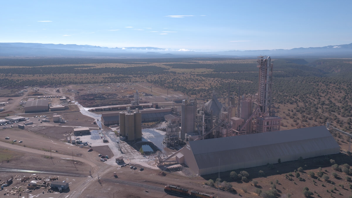 Industry Served - Cement, Gypsum, and Lime
