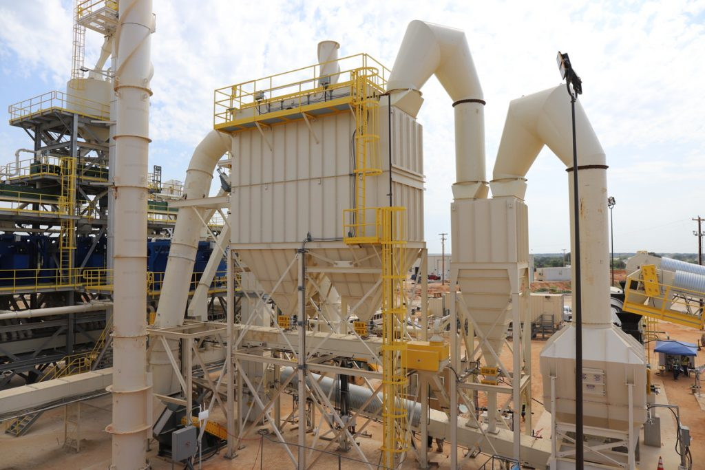 Industry Served - Frac Sand