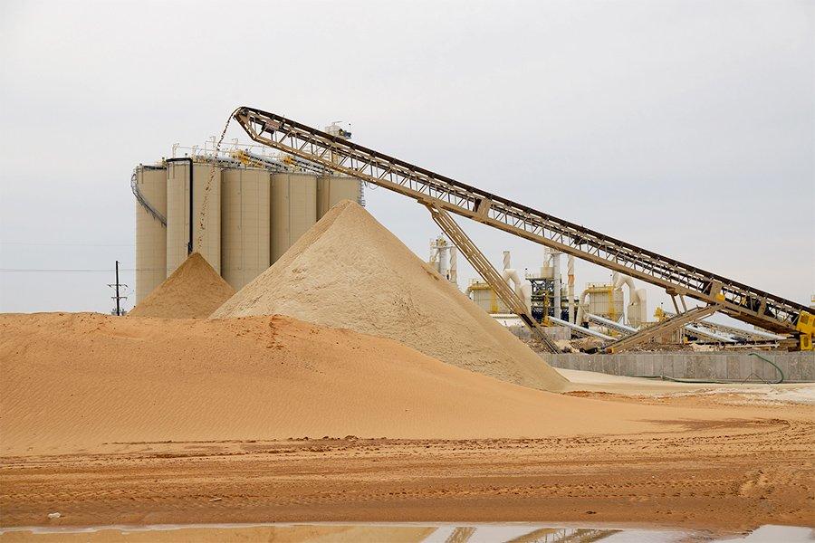 mining & minerals<br>
