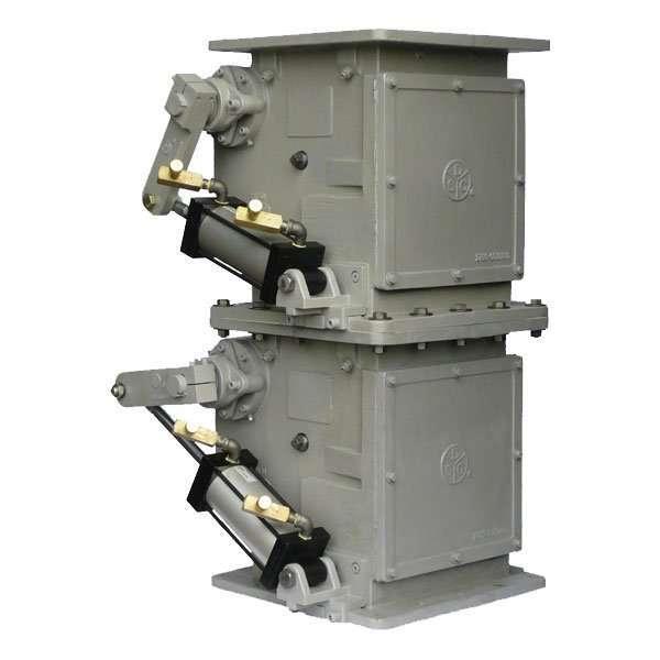 Air lock valves by IAC-INTL