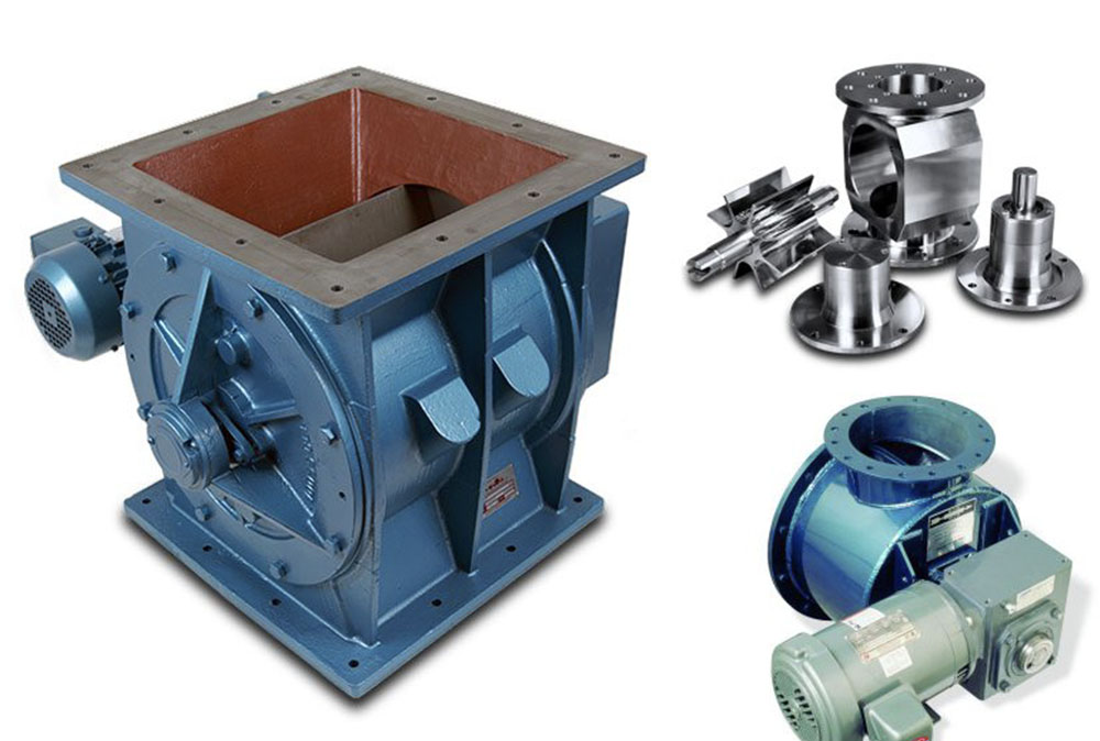 Pneumatic and Material Handling Components