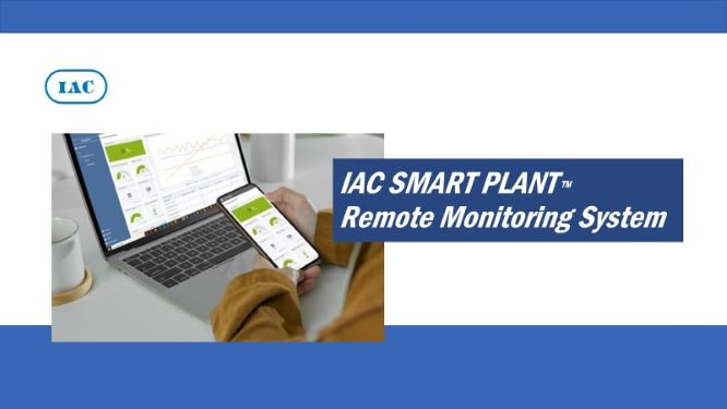 Smart Plant Remote Monitoring System
